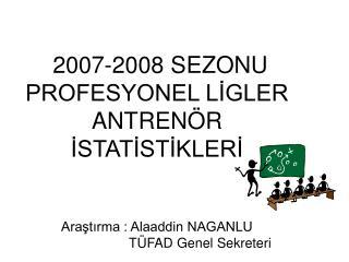 TÜRKCELL SÜPER LİG