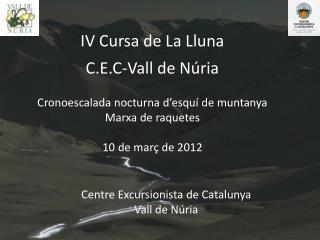Centre Excursionista de Catalunya Vall de Núria