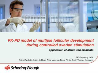 PK-PD model of multiple follicular development during controlled ovarian stimulation