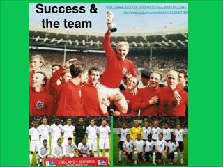 Success &  the team