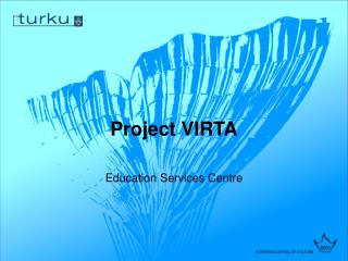 Project VIRTA