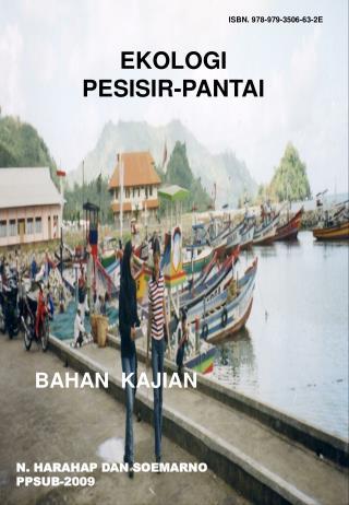 ISBN. 978-979-3506-63-2E EKOLOGI  PESISIR-PANTAI