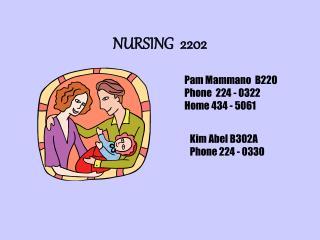 NURSING  2202