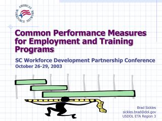 Common Performance Measures for Employment and Training Programs