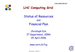 LHC Computing Grid