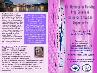 Chattanooga, TN May 31-June 1, 2014