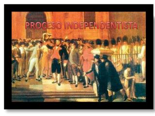 PROCESO INDEPENDENTISTA