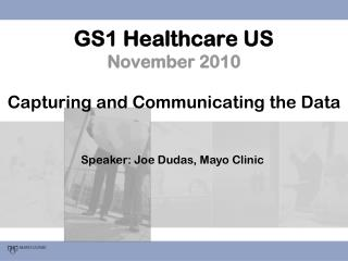 GS1 Healthcare US November 2010