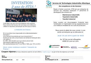 Services de Technologies Industrielles Atlantique