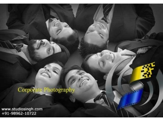 Studio Singh corporats photograph