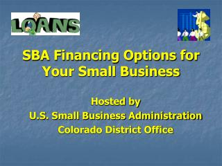 SBA Financing Options for Your Small Business