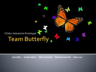 Team Butterfly