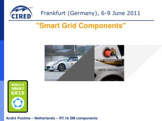 """Smart Grid Components"""