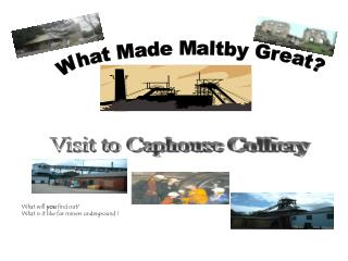 What Made Maltby Great?