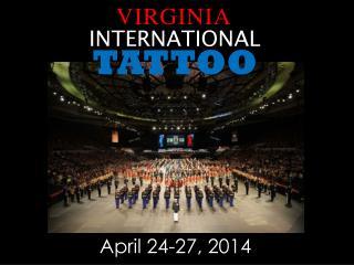 April 24-27, 2014
