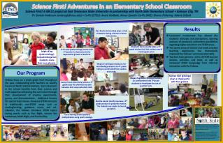 Science First!  Adventures in an Elementary School Classroom