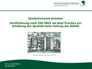 Studentenwerk Dresden
