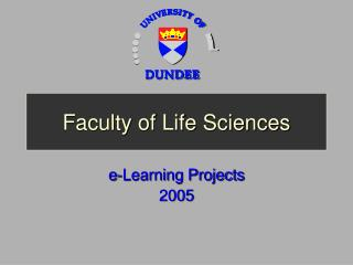 Faculty of Life Sciences