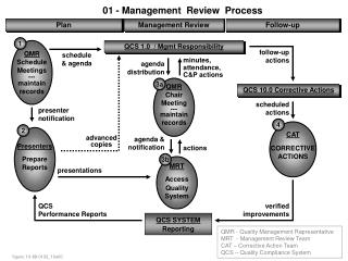 01 - Management  Review  Process