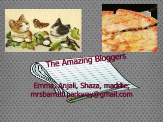 The Amazing Bloggers