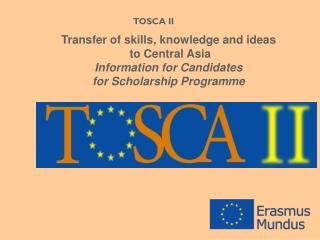 TOSCA II