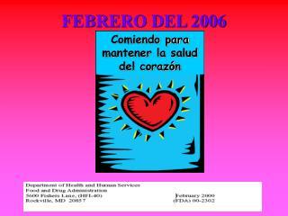 FEBRERO DEL 2006