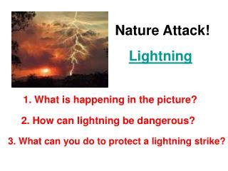 Nature Attack!