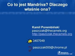 Co to jest Mandriva? Dlaczego właśnie ona?