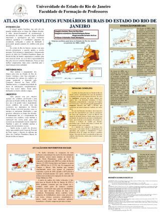 Atlas dos Conflitos Fundiários Rurais do Estado do Rio de Janeiro