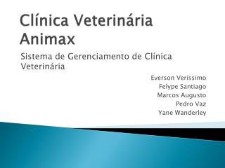 Clínica Veterinária Animax