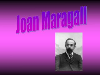 Joan Maragall