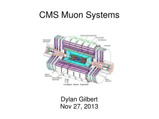 CMS Muon Systems