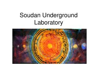 Soudan Underground Laboratory