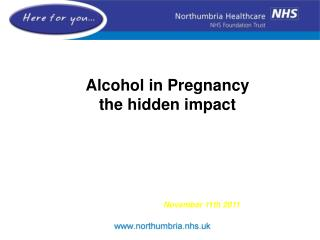 Alcohol in Pregnancy  the hidden impact