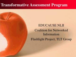 Transformative Assessment Program
