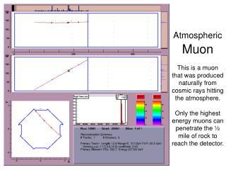 Another Muon Neutrino (simulated)