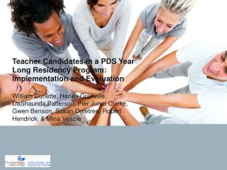 Teacher Candidates in a PDS Year Long Residency Program: Implementation and Evaluation