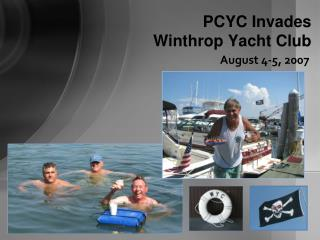 PCYC Invades  Winthrop Yacht Club