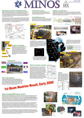 Making a neutrino beam