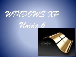 WINDOWS  XP  Unida  6