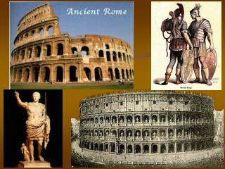 Ligne de temps du Rome Ancien