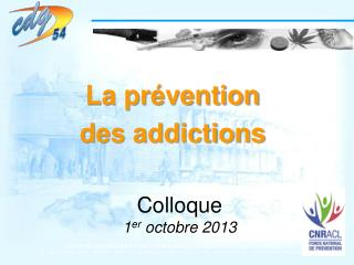 Colloque 1 er  octobre 2013