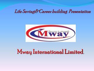 Life  Saving&Career  building  Presentation