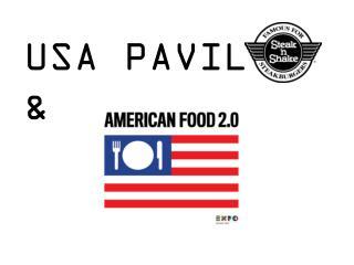 USA PAVILION  &