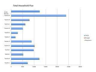 Total Household Flux