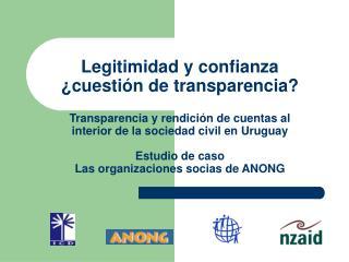 Asociación Nacional de ONG Orientadas al Desarrollo (ANONG)