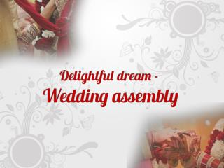 Wedding - Delightful Dream