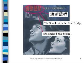 Mining Key Phrase Translations from Web Corpora