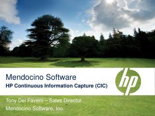 Mendocino Software