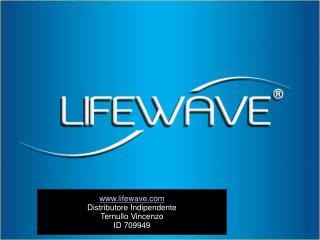 lifewave Distributore Indipendente Ternullo Vincenzo ID 709949